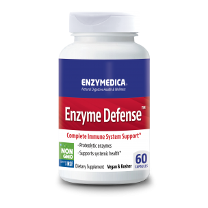Enzyme Defense Enzymedica 60 caps